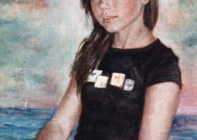 Teresa, Hija mayor de Alfredo Ortuño
