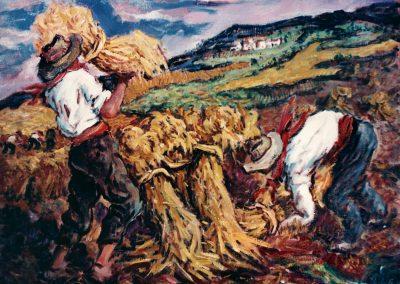 Ofrenda del pan de cada día
