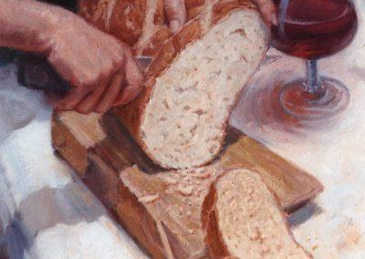 Con pan y vino