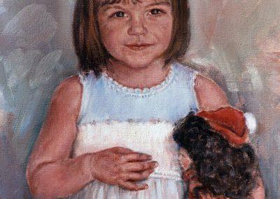 Hija de los señores Garrido
