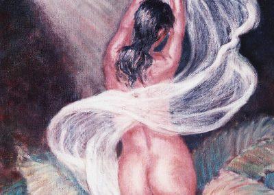 Renacimiento a nueva vida sin prejuicios terrenales
