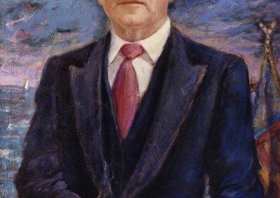 Señor Don Enrique Flaquer