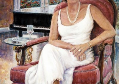 Señora Graciela Pozo