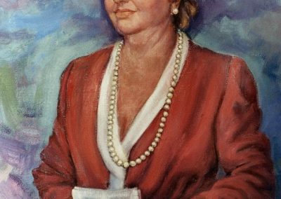 Señora Juanita de Juan Román