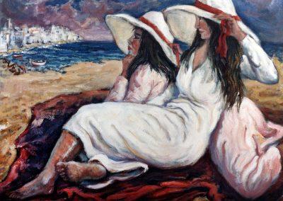 Sosiego en la playa