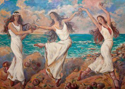 Danza de las manzanas