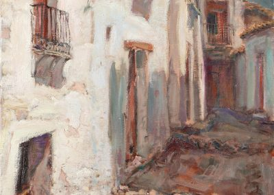 Paisaje urbano de la antigua Loriguilla