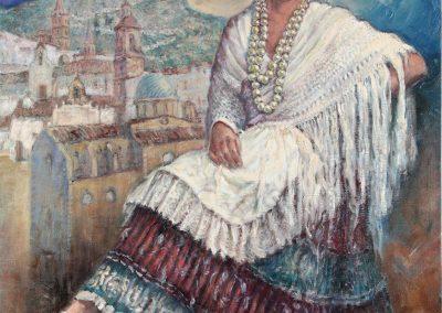 Retrato de mi esposa Josefina